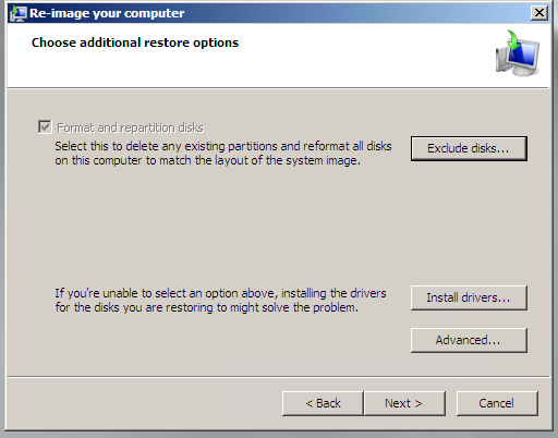 how to delete a detected display windows 7