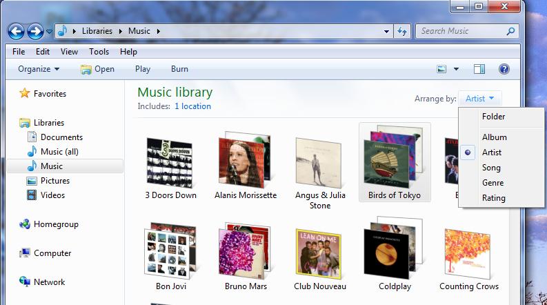 Windows 8 Album Art #21