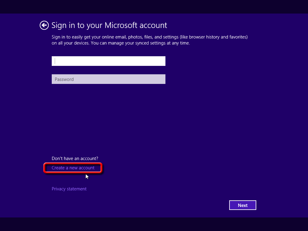 How to change the Microsoft account on your computer and phone