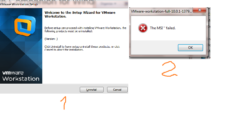 how to delete virtual machine from vmware
