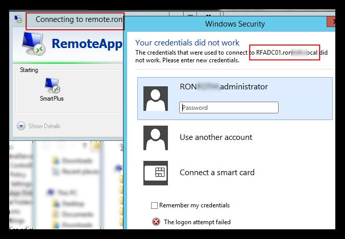 Providing external url for the fqdn for webfeed returns