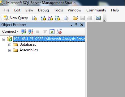 Conexi n remota a analys services de sql server 2008 en windows server 2012 foros del web - Puerto de conexion remota ...