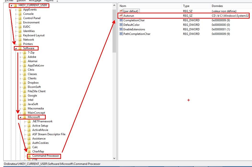 Commandes Dos Non Reconnues Windows 8 1 Update 1 Le Blog De