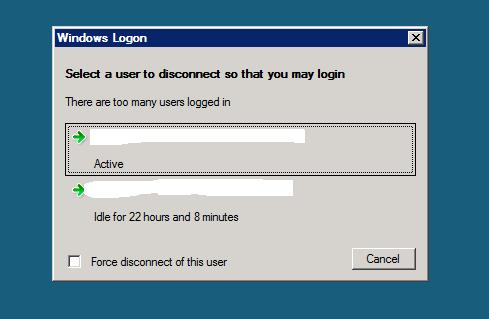 Move remote desktop connection broker