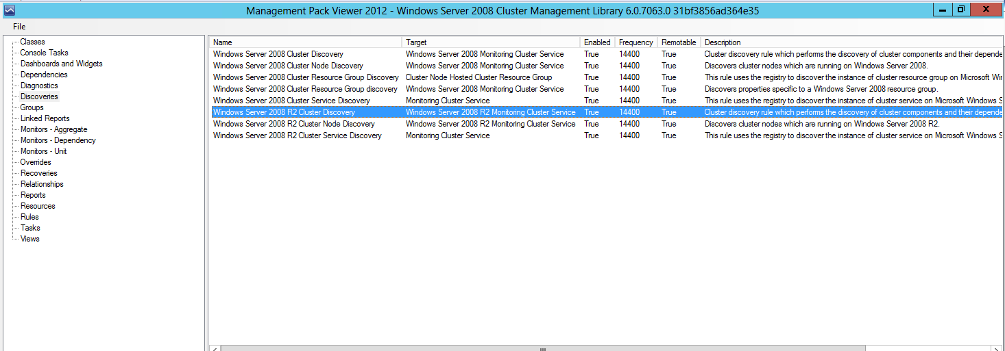 Event id 1146 microsoft windows failover clustering - Service name and transport protocol port number registry ...