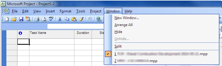 MS Project Window Switching.png