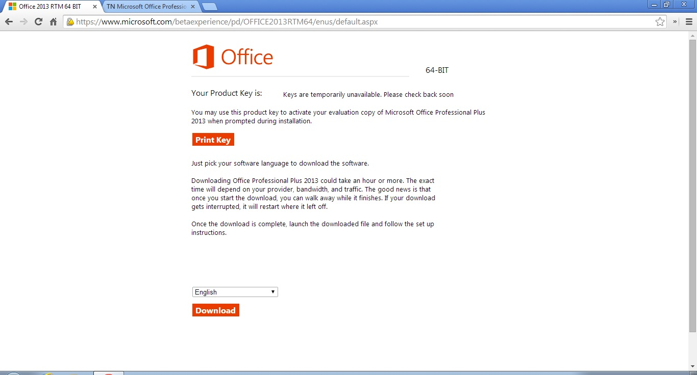 download microsoft office 2013 professional plus trial