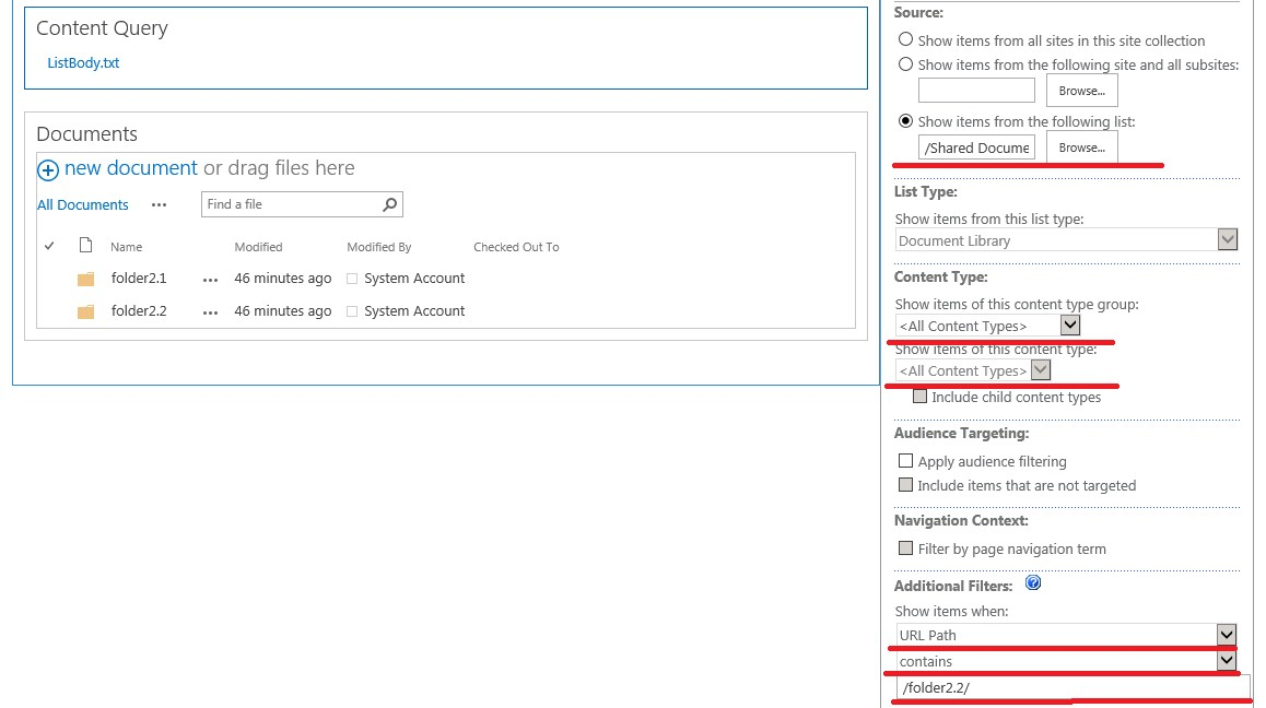 How to query documents from a particular folder in a for Document library name sharepoint
