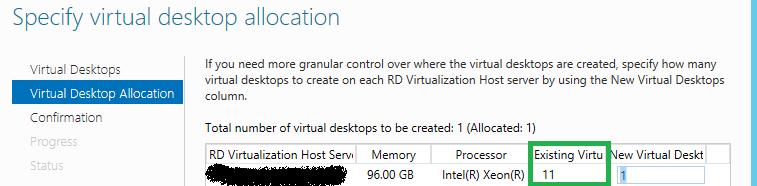 Remote desktop connection broker not starting