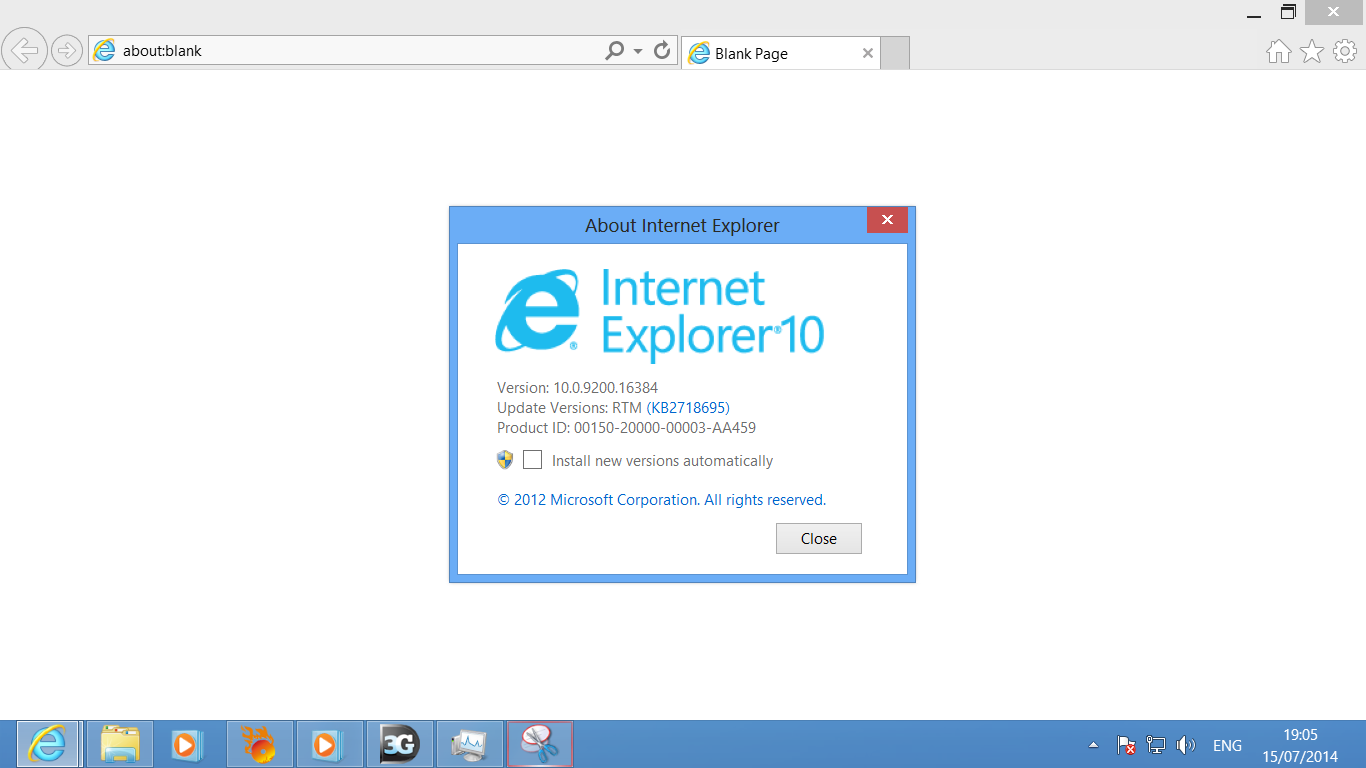 code 9c48 internet explorer 11