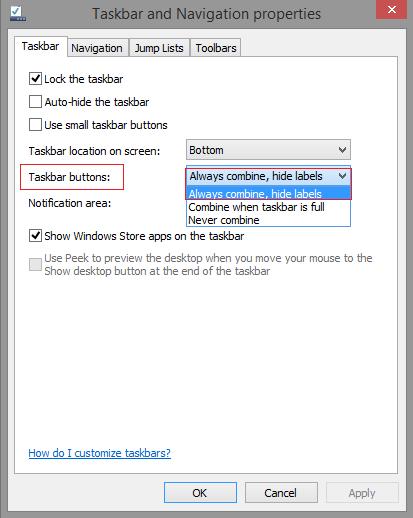 how to make an icon in taskbar mac