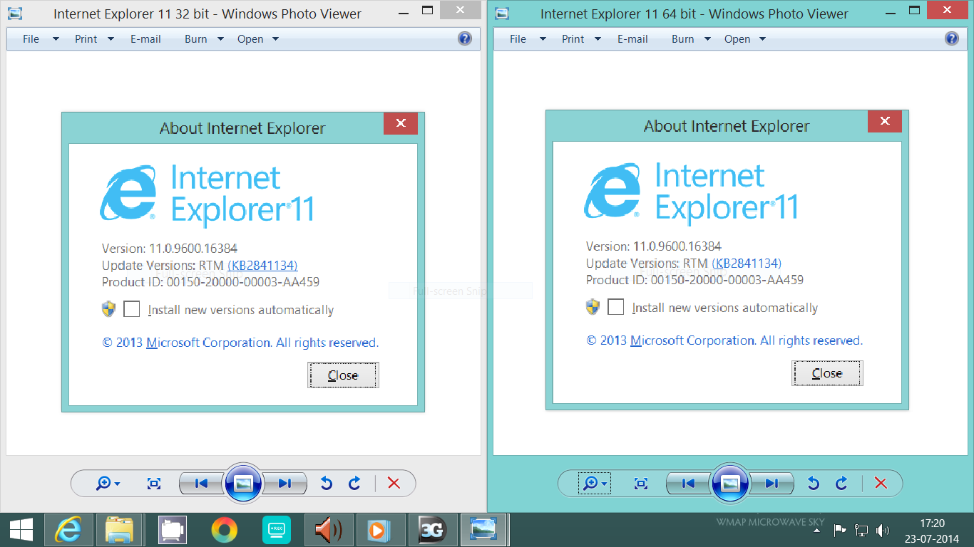 Windows 8 1 64 bit installs 32 bit browser internet explorer 11 but user would go on - Open office 64 bit windows 8 ...