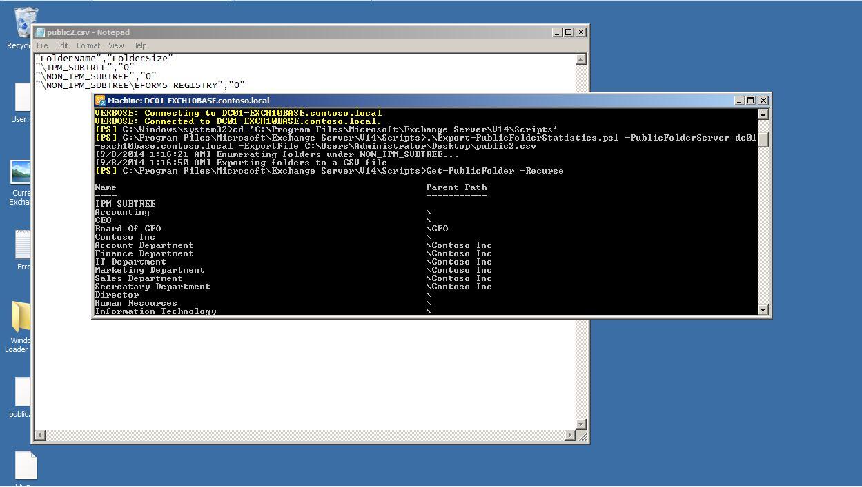 Public folders migration - codetwo.com