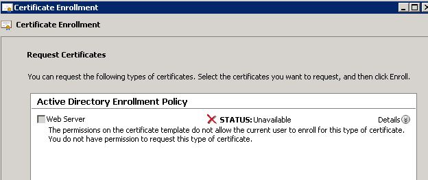 Renewing internal certificate from internal ca but it shows this any idea on what to do yadclub Choice Image