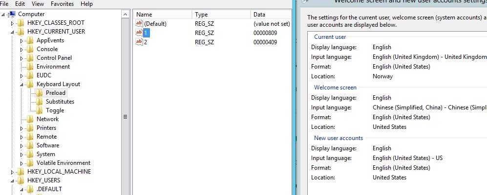hkey users.default control panel desktop