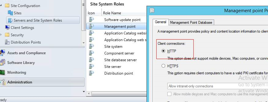 After Restoring Backup, Clients Can't Download Policy Or