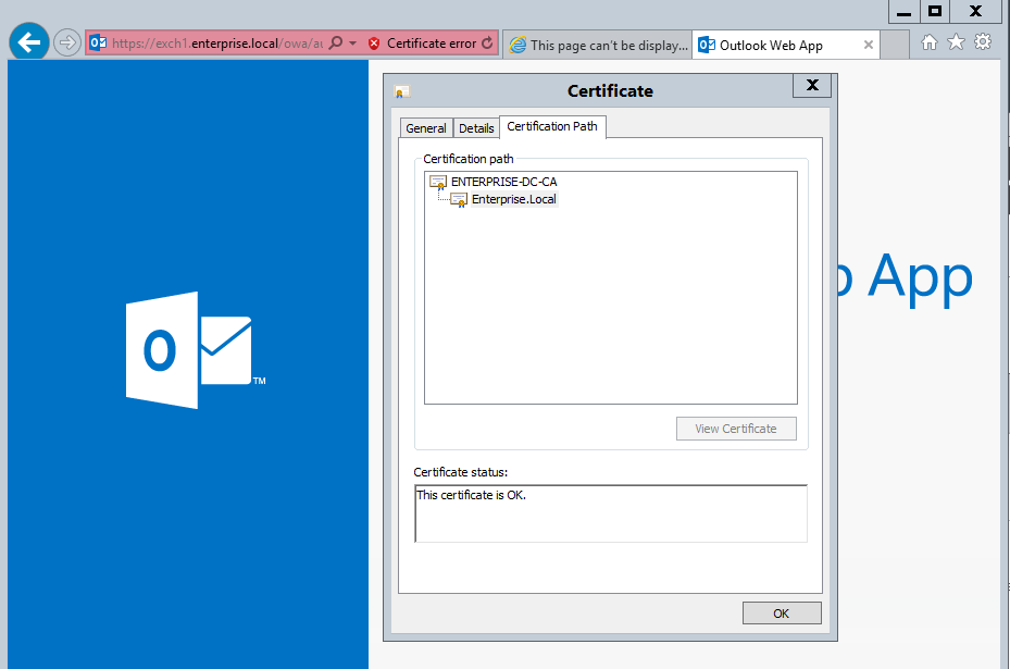 Wildcard Certificate For Exchange 2013