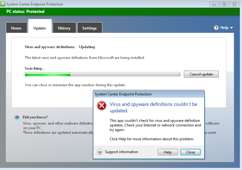 Download Free - Windows Defender Definition Updates June 07 install file
