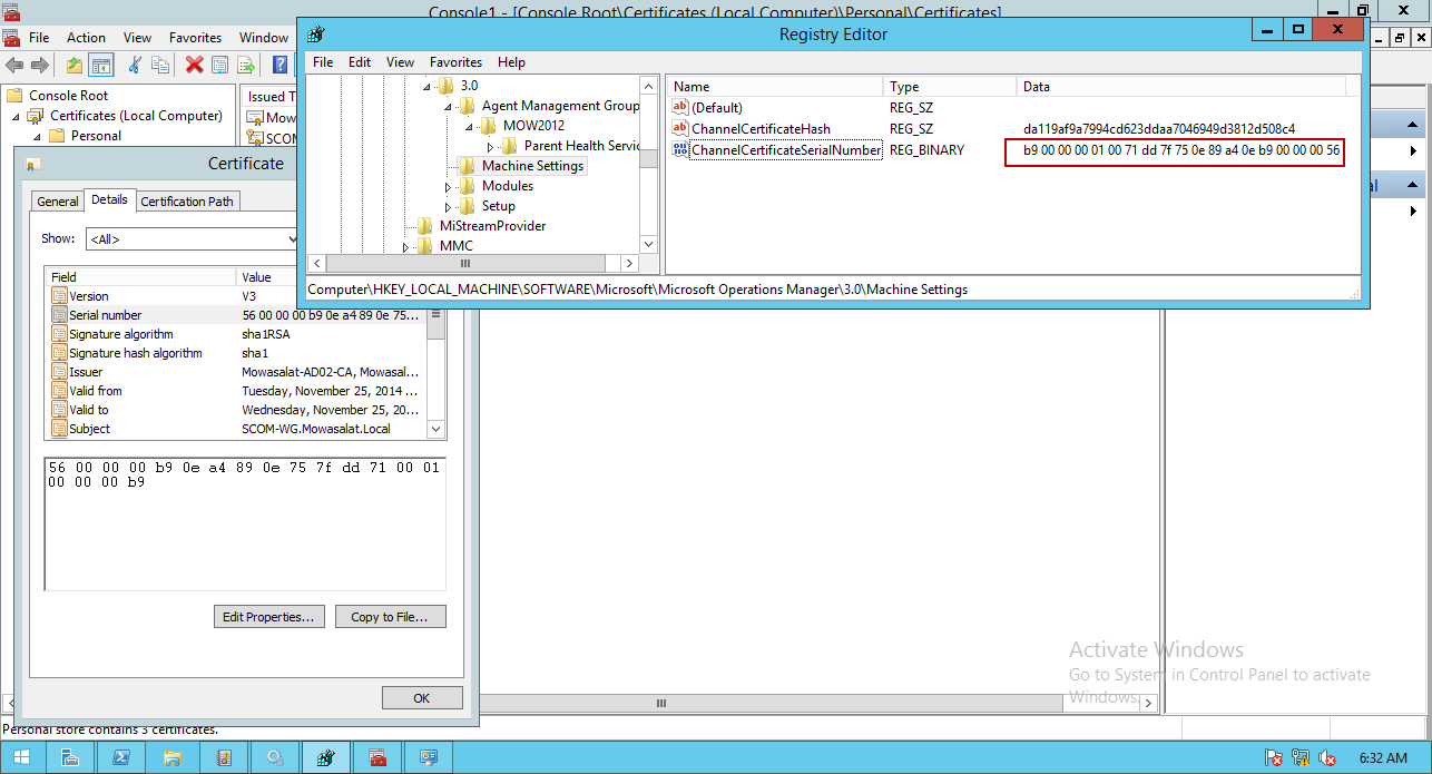 Scom 2012 r2 monitor workgroup error event id 20071 and 21016 any suggestions yelopaper Image collections