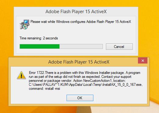 how to run adobe flash player always