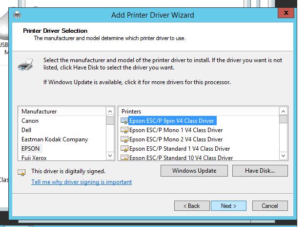 EPSON ESC P STANDARD 2 WINDOWS 7 X64 DRIVER