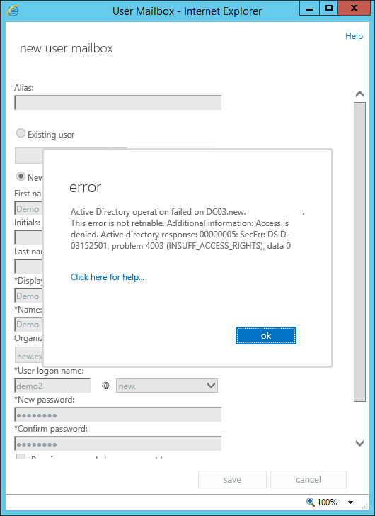 Exchange Server 2013 - Setup, Deployment, Updates, and