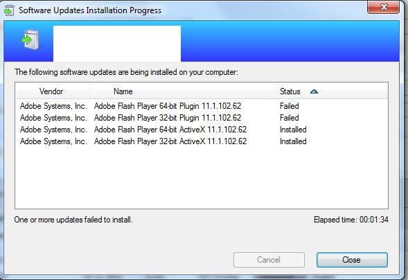 flash plugin 64 bit