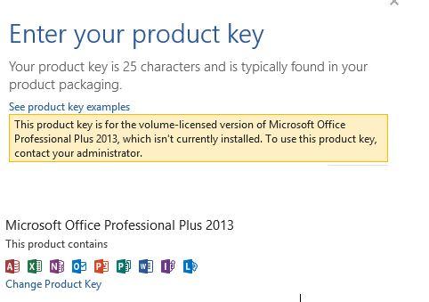 key active office 2013 professional plus mới nhất