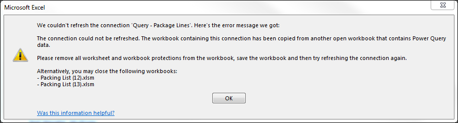 Please Remove All Worksheet And Workbook Protections From The