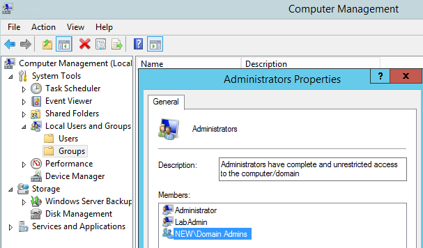 how to get administrator privileges on windows 8