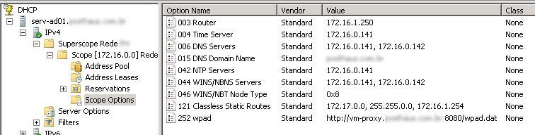 Win 2008 R2 and Wpad X DHCP