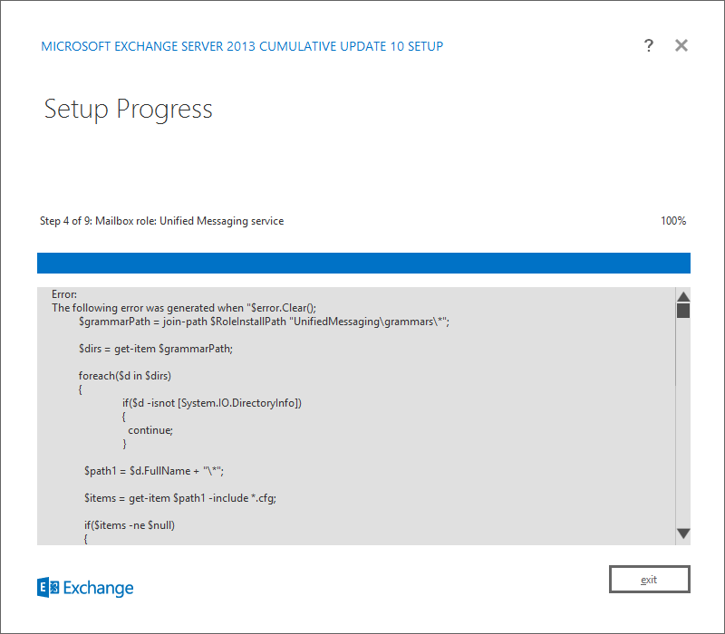 Exchange Server 2013 - Administration, Monitoring, and
