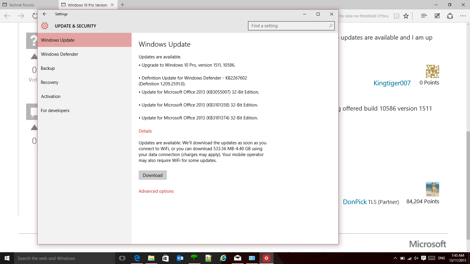 how to activate windows 10 build 10586 choice image