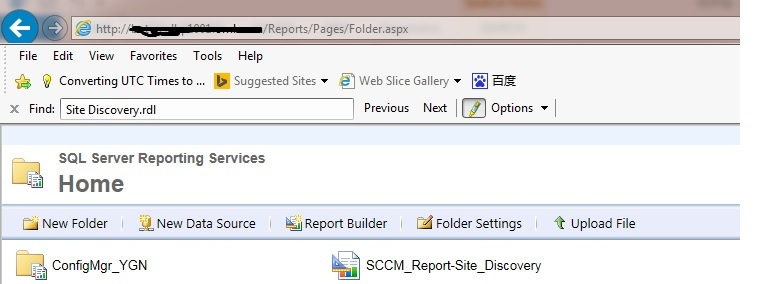 Import SCCM Report Sample – ActiveX rdll and SCCM Report