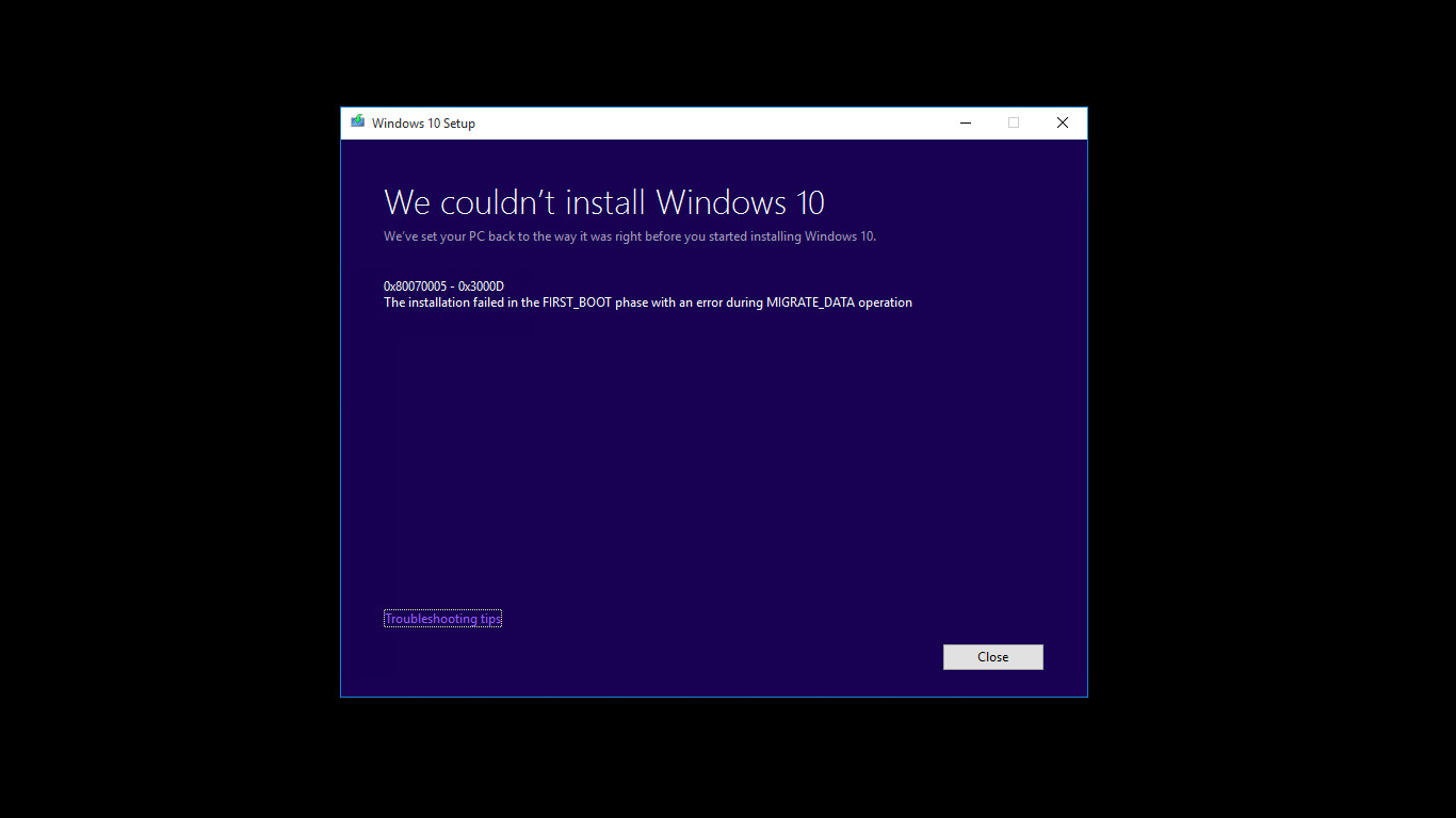 Windows 7 to Windows 10 Migration with change from Legacy Bios to UEFI