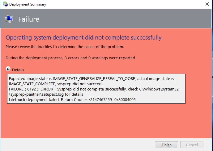 Microsoft Deployment Toolkit forum