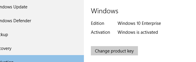 Windows 10 enterprise will a non domain computer running version today only had a windows defender update maybe i need to give it a day or so if its slowly trickling out to the cached wu servers somewhere ccuart Choice Image