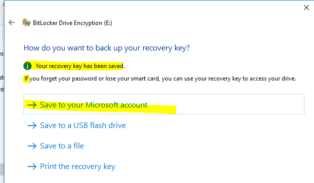 microsoft account recovery