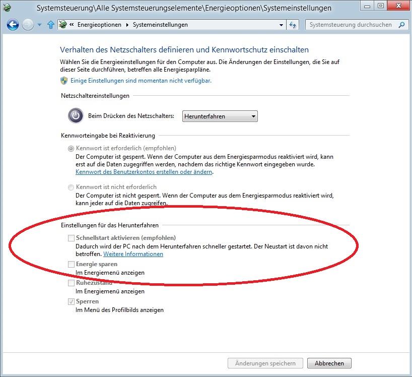 Windows 8 on Multiboot System - chkdsk Problems