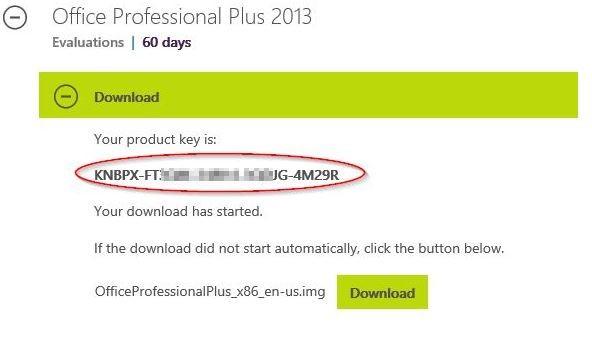 microsoft professional office plus 2013 product key