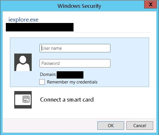 SharePoint 2013 and using the default ADFS 3 0 forms login page