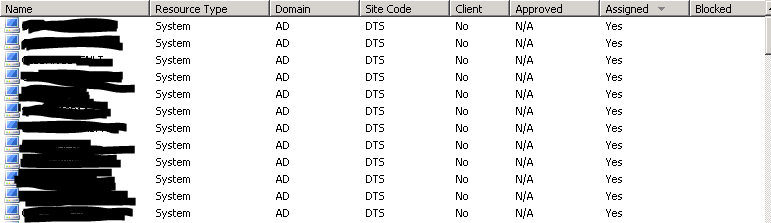 Agent running on Client but saying No on SCCM Console?
