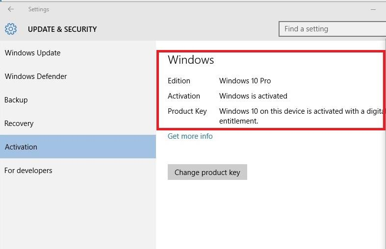 Windows 10 Activation - 0xD0000272 - Proxy Server