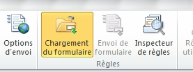 Chargement formulaire
