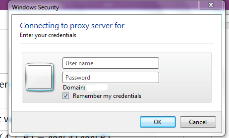 Office 2016 and 2013 Applications prompting for Proxy Credentials in