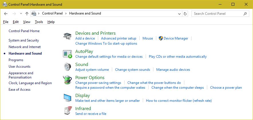 Microsoft irda driver windows 7