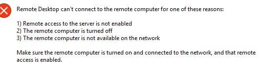 remote desktop using mstsc via connection broker