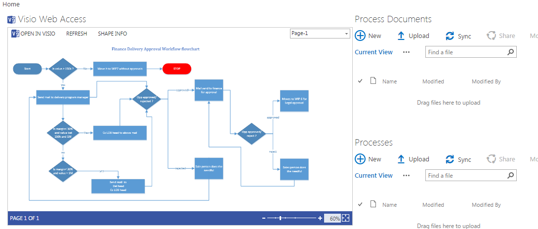 question - View Visio Online