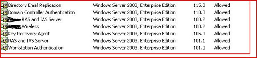 Can we migrate windows 2003 ca to windows 2008 r2 server thank you for your help yadclub Images