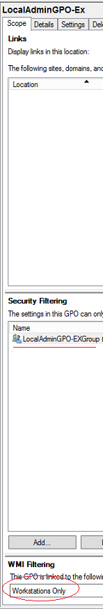 Group Policy forum